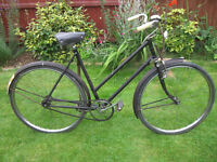 RALEIGH ALL STEEL ONE OF MANY QUALITY BICYCLES FOR SALE