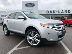 2014 Ford Edge Ext Warranty Inc+Fin From 1.9% Limited