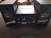 Pioneer x-cm31dab radio and cd system