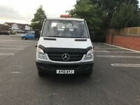 MERCEDES 2013 RECOVERY GOOD VERY GOOD