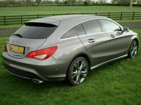 image for Mercedes-Benz, CLA, Estate, 2016, Semi-Auto, 2143 (cc), 5 doors
