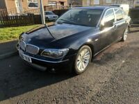 2006 bmw 730 diesel may swap landrover discovery defender range rover x5 l200