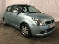 2007 Suzuki Swift 1.3 (91bhp) GL 5dr **Long MOT**