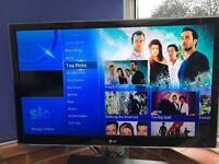 LG 42LW650t full HD 3D smart TV