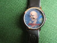 Rare wristwatch produced to promote the release of Daredevil