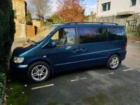 Mercedes Vito V Class 280 (1998) 5 Seater Day Van 7 Months Mot Automatic