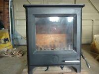 Woodwarm Firegem 5Kw Multifuel Burner