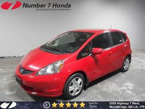 2013 Honda Fit LX| Remote Starter, Tint, Power Group!