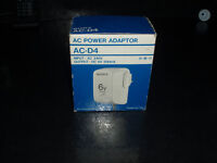 AC - D4 POWER ADAPTOR