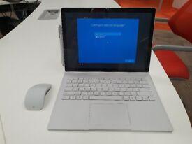 """Microsoft Surface Book 13.5"""" (i5, 8gb, 256gb, nvidia 940m)"""