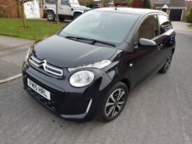 ***REDUCED*** Citroen C1 Flair, Black, low mileage and great condition