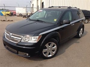 2010 Dodge Journey R/T-Low kms-AWD-No pst-7 PASS