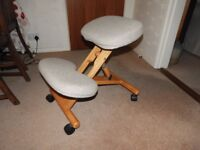 Kneeling Stool, adjustable