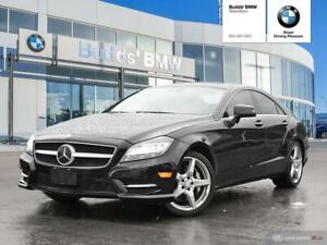2014 Mercedes Benz CLS550 4MATIC Coupe