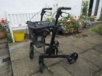 Volito Rollator 4 wheel walker