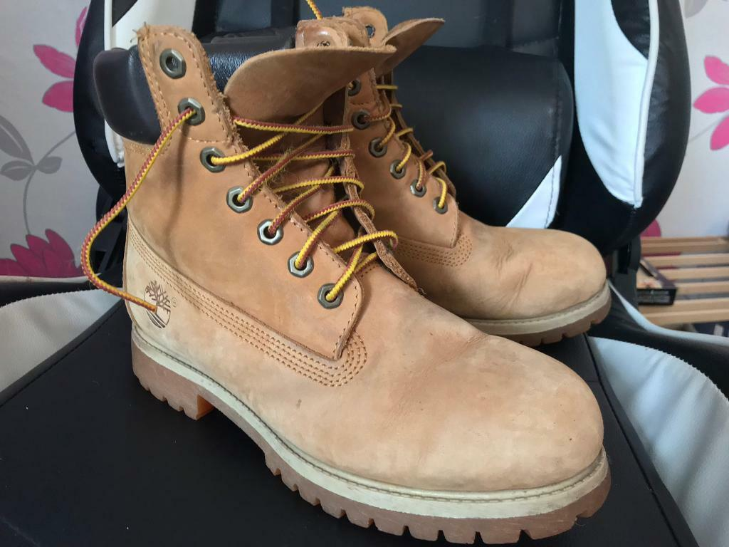 745b8df4e3d33 Mens Timberland Boots Size 7 | in East End, Glasgow | Gumtree