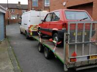 Indespension Challenger 146 Twin Axle Trailer