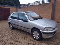 S REG PEUGEOT 106 1.4 AUTOMATIC ** LOW MILES ** PX WELCOME