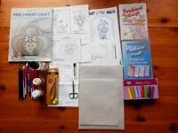 Pergamano Parchment Craft Kit