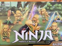 Ninjago Minifigure Lloyd Golden Ninja Lego compatible NEW in box