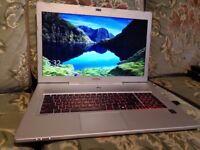 MSI GS70 Stealth 17 inch FHD i7 4720HQ 16GB SSD HDD GTX 965M Fast Gaming Laptop