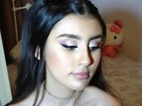 Makeup Artist specialising in beauty, glamour, special occasion and bridal makeup services