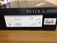 Leather Peter Kaiser shoes
