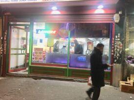 Running Restaurant Business For sale in Green Street - E7