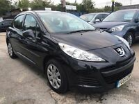 Peugeot 207 1.4 HDi Urban 5dr FREE 1 YEAR WARRANTY, NEW MOT,FINANCE AVAILABLE,P/X WELCOME