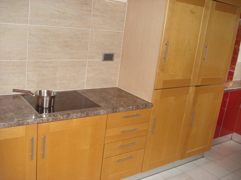 Kitchen units with marble top buy sale and trade ads for Beech effect kitchen base units