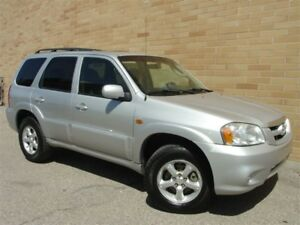 2005 Mazda Tribute GS 4X4. Loaded! P.Sunroof! Certified!