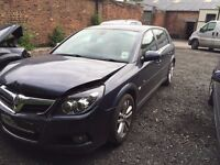 VAUXSALL SIGNUM 1.9 CDTI BREAKING FOR PARTS