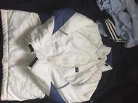 Nike Tn vintage men's puffer jacket 1998