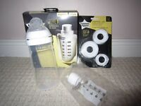 Unused Tommee Tippee Express and Go kit