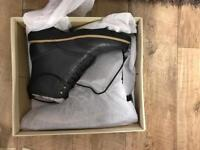 Clarks witcombe flo brogue boots