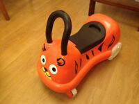 Tiger scooter