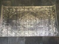 ***New grey rug***