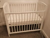 White space saver cot Bed