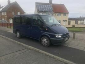 2002 ford transit tourneo low millage