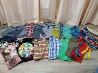 Boys age 6-7 bundle 55+ items