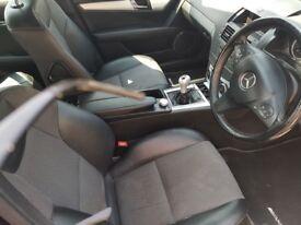 Mercedez Benz cdi220 sport blue efficiency black 2009 low mileage for quick sale
