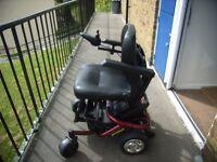 Remo electric wheelchair vgc