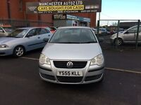 Volkswagen Polo 1.2 E 5dr DRIVES NICE,