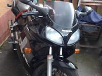 Honda nsr 125 2002 model