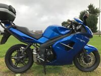 2011 triumph st1050 sprint very clean low milage bike -finance is available £4400 MUST BE SEEN