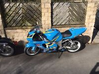 Lovely low mileage bike hpi clear full service history