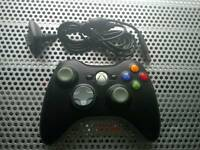 Xbox 360 Wireless Controller With Charging Cable