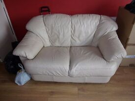 Sofa for sale. Not in perfect condition but no major damage. See pictures £10 Collection WF7