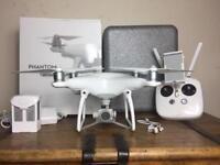 DJI phantom 4 Drone 4K Camera