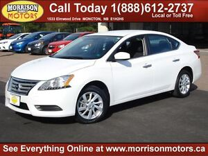 2015 Nissan Sentra SV, Back up cam, Heated seats!